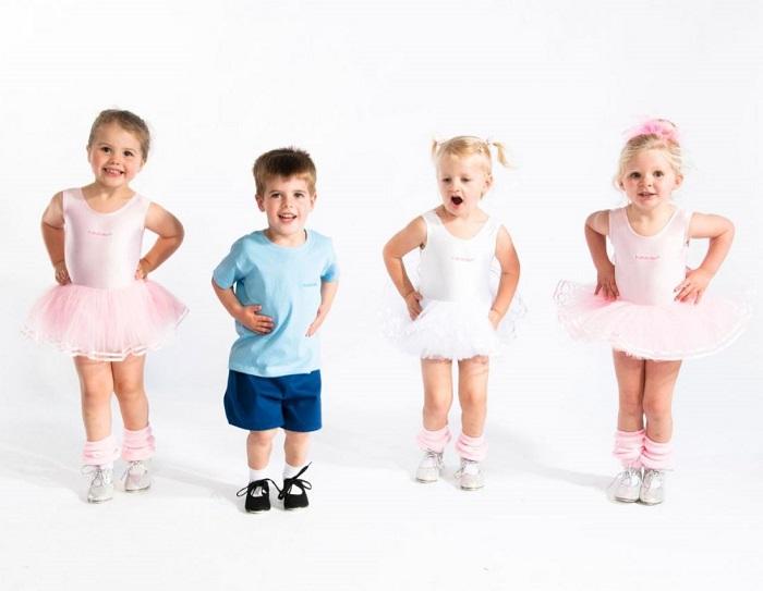 Танцы для детей от 3 лет в СВАО